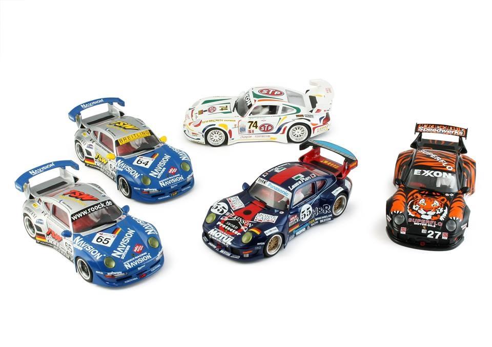 RevoSlot: des Porsche RS2 pour une nouvelle marque de Slot Car