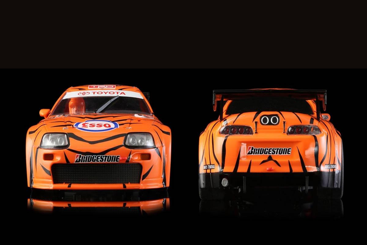 Revo Slot RS0025 Toyota Supra Esso Tiger Le Mans Team No.6
