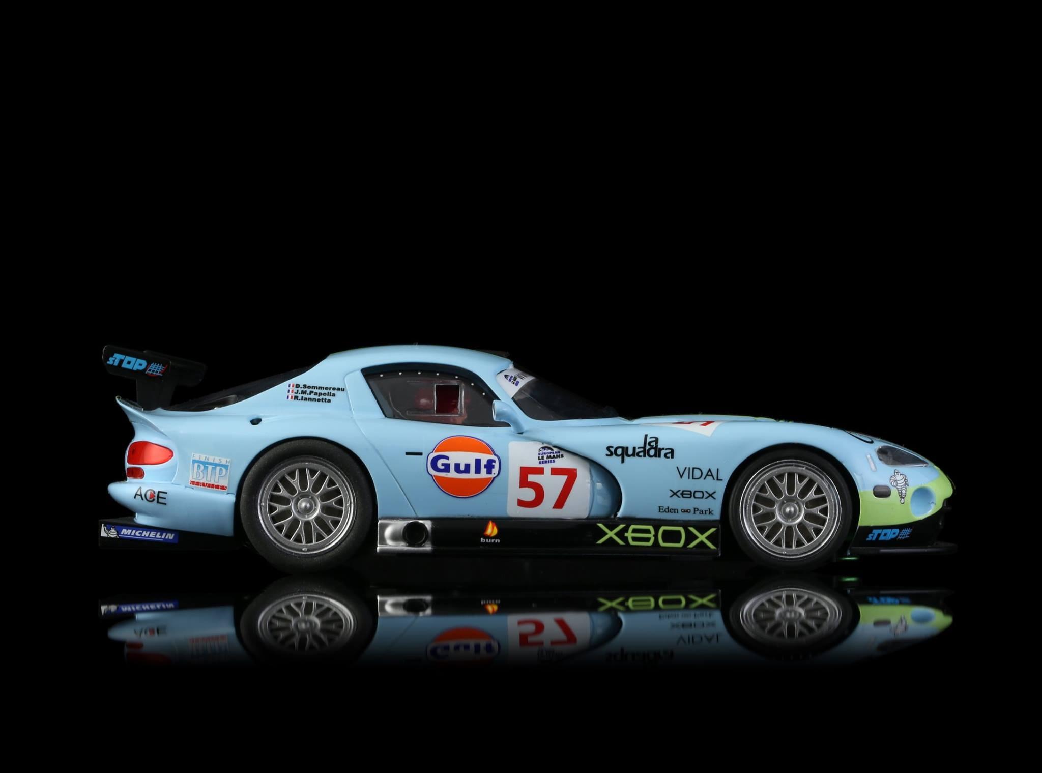 Viper GTS - Paul Belmondo Racing - Gulf #57