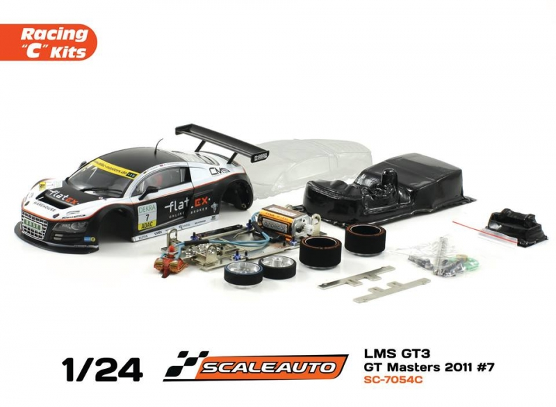 Scaleauto Kits Racing 1/24