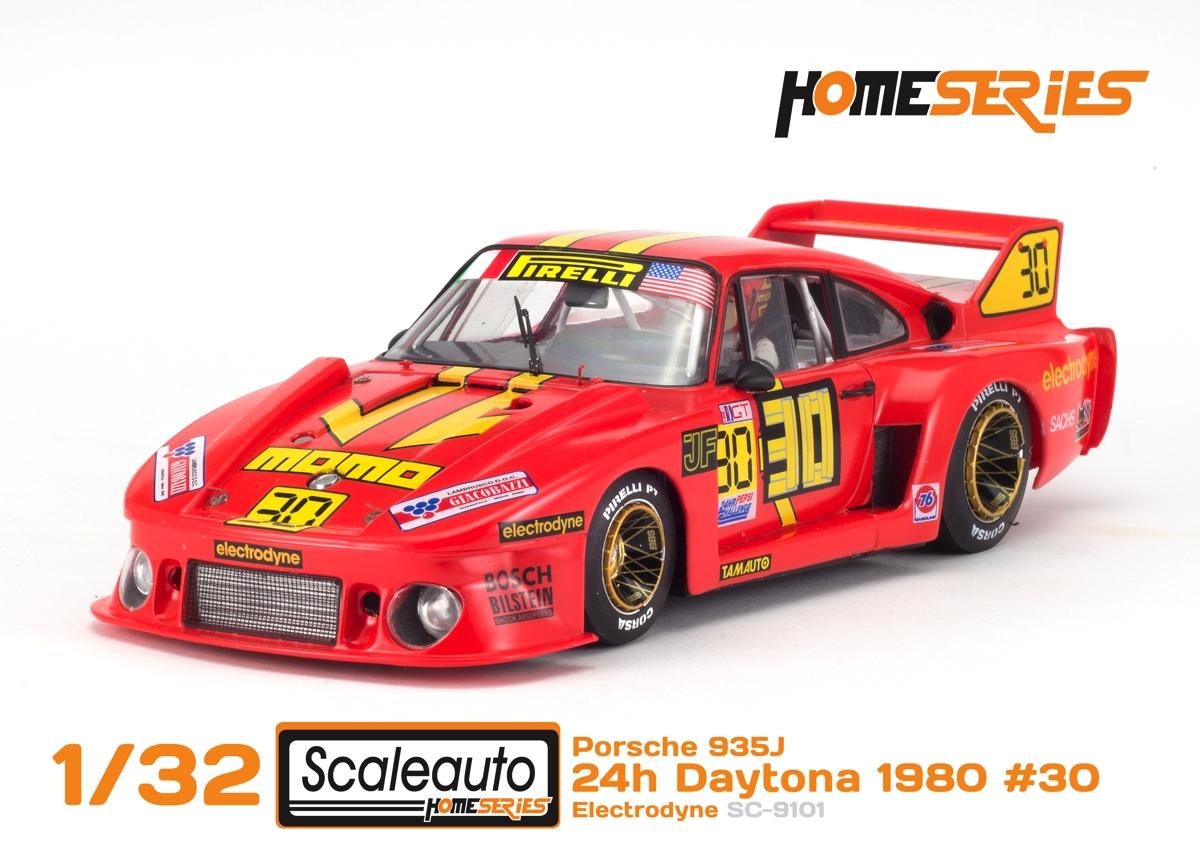 SC-9101 Porsche 935J 24h Daytona 1980 num30 Electrodyne - 01