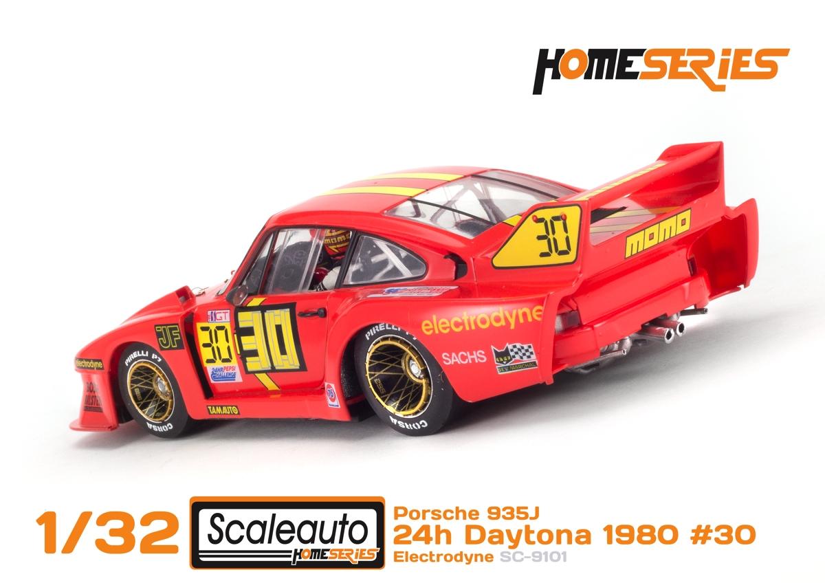 SC-9101 Porsche 935J 24h Daytona 1980 num30 Electrodyne - 02
