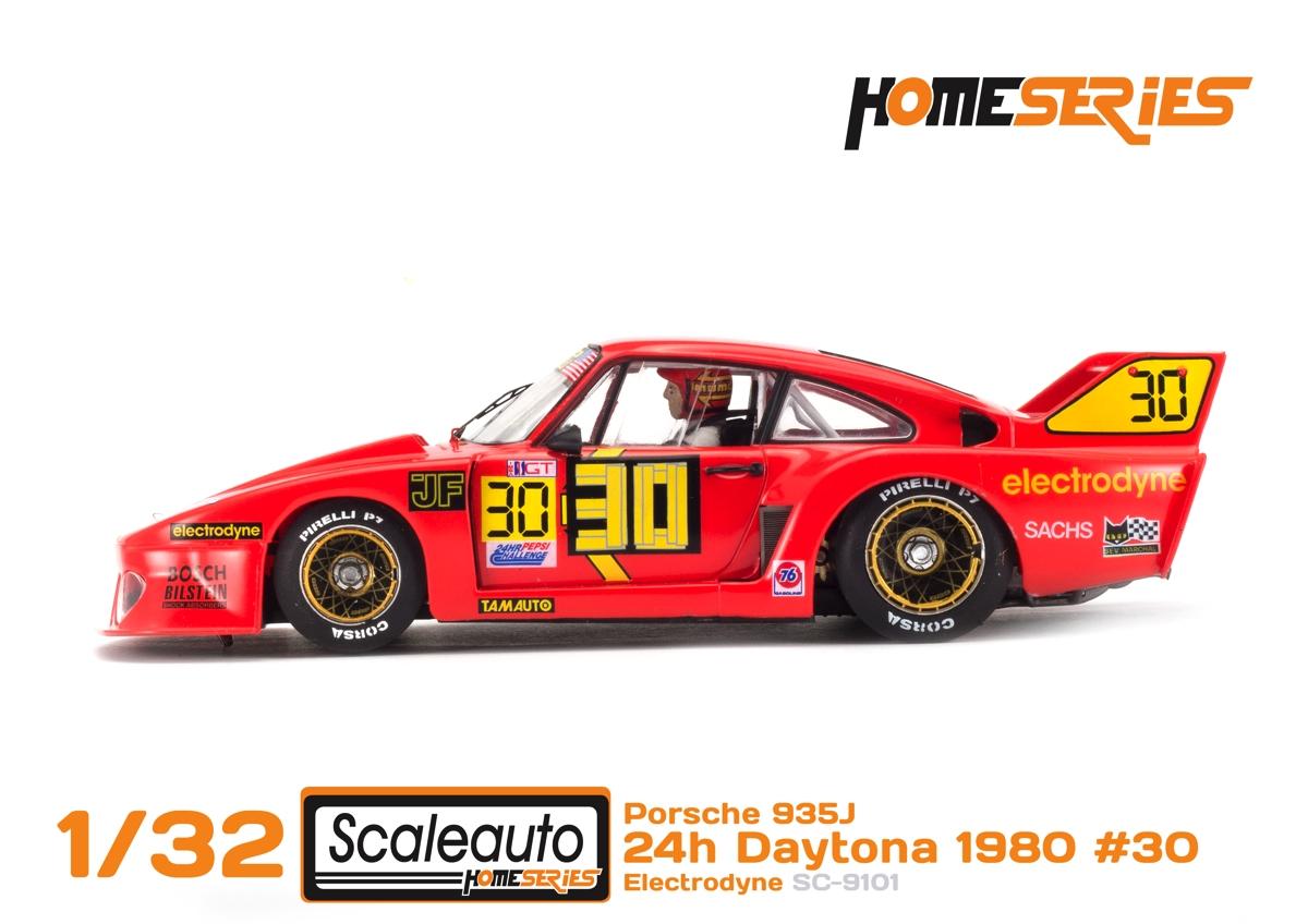 SC-9101 Porsche 935J 24h Daytona 1980 num30 Electrodyne - 03
