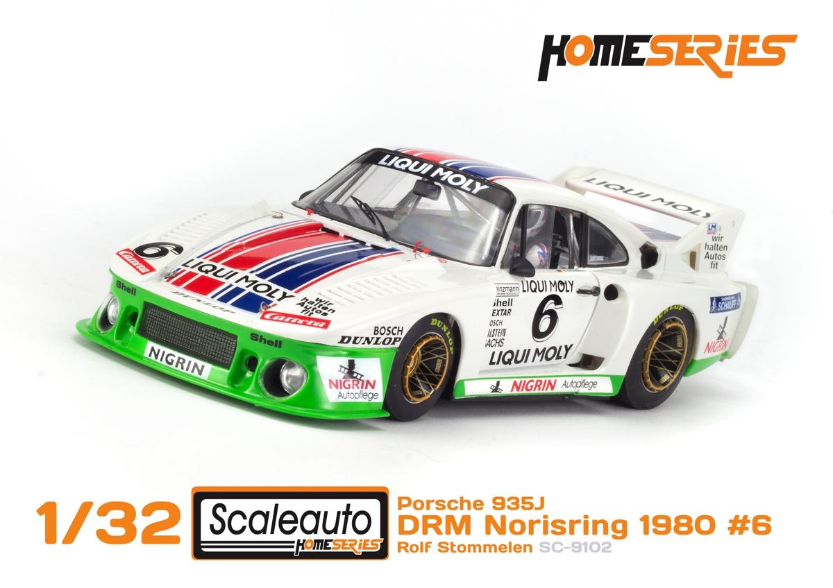 SC-9102 Porsche 935J DRM Norisring 1980 num6 Rolf Stommelen - 01