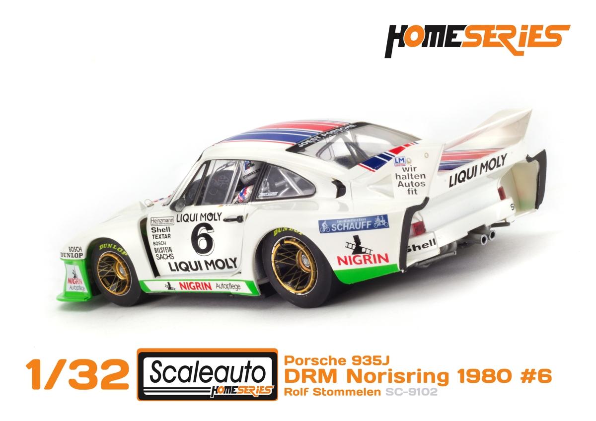 SC-9102 Porsche 935J DRM Norisring 1980 num6 Rolf Stommelen - 02