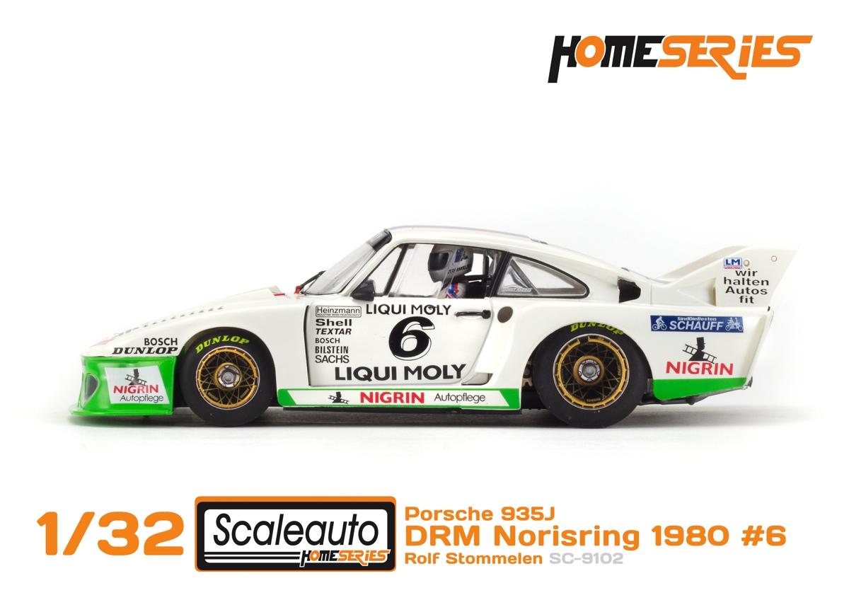 SC-9102 Porsche 935J DRM Norisring 1980 num6 Rolf Stommelen - 03