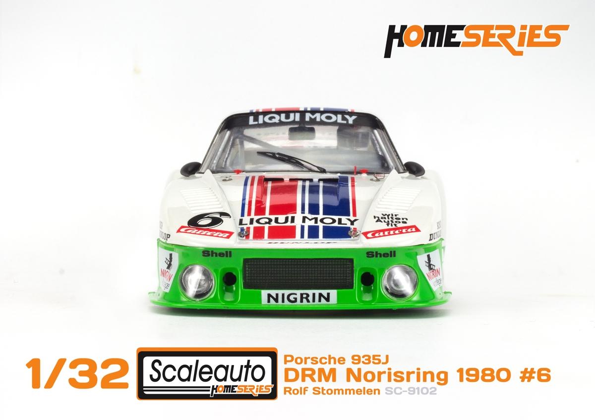 SC-9102 Porsche 935J DRM Norisring 1980 num6 Rolf Stommelen - 05