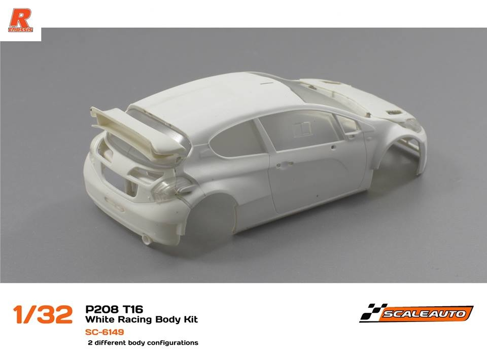 Peugeot 208 T16 WRX