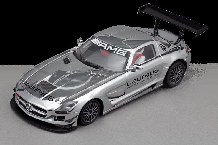 SC-6019 Scaleauto Mercedes-Benz GT3 Laureus