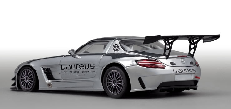 SC-6019 Scaleauto Mercedes-Benz GT3 Laureus