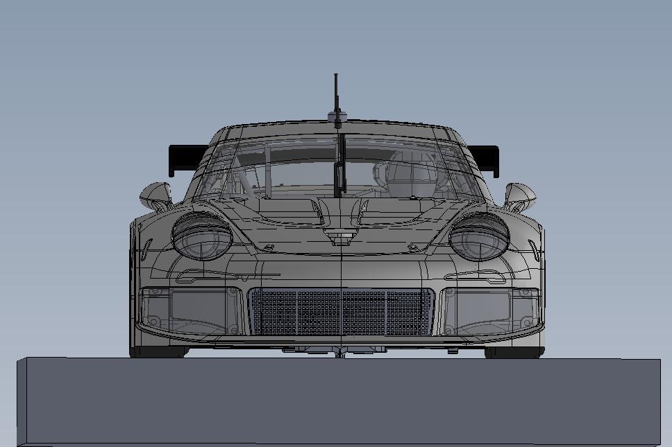 Scaleauto Porsche 911 RSR