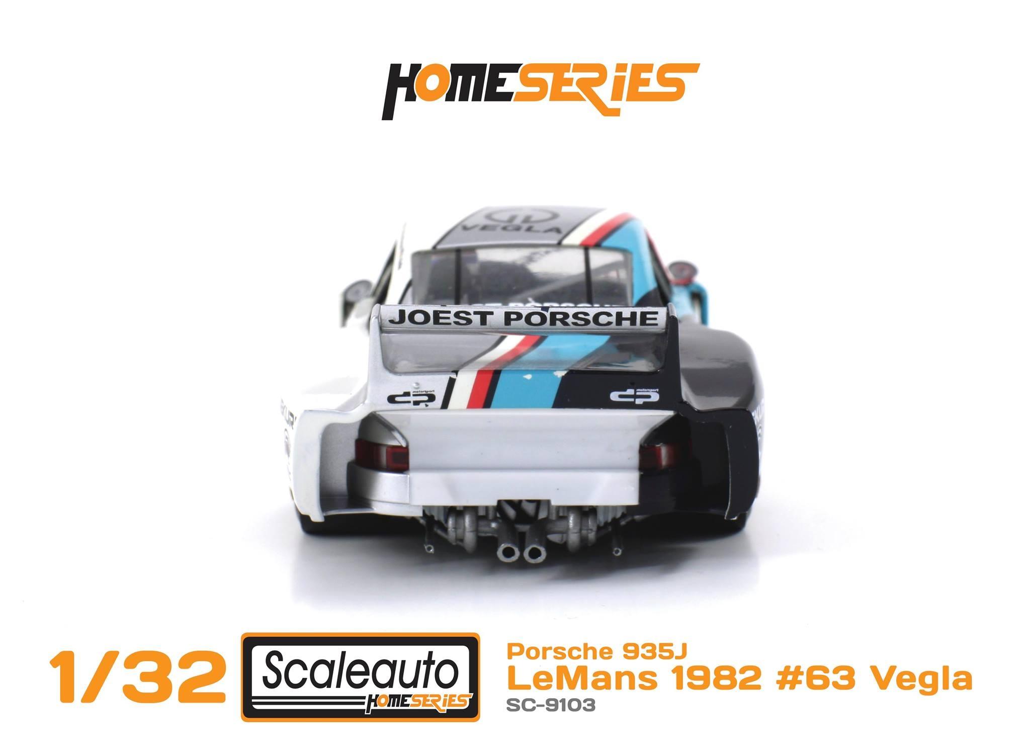 Scaleauto: Porsche 935J Vegla SC-9103