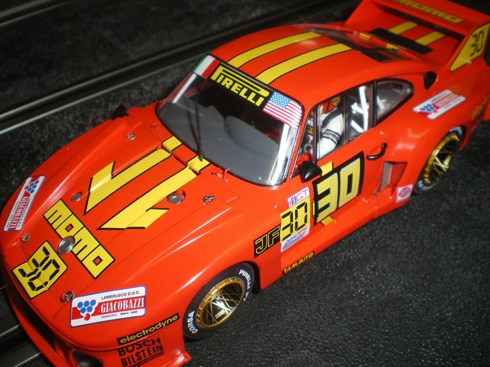 Porsche 935J 24h Daytona 1980 #30 Electrodyne (SC-9101)