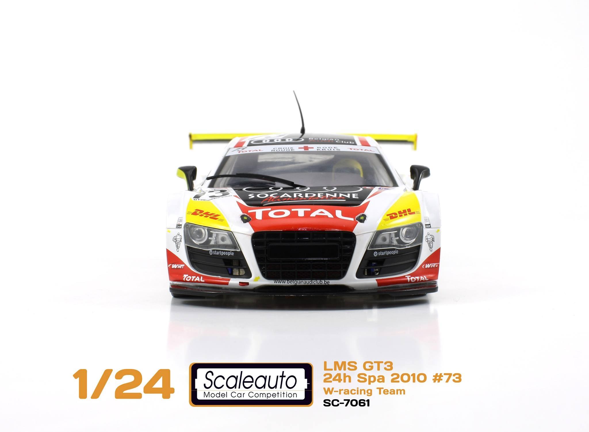 Scaleauto R8 LMS GT3 DHL