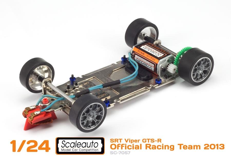 Scaleauto SRT Viper GTS-R SC-7057
