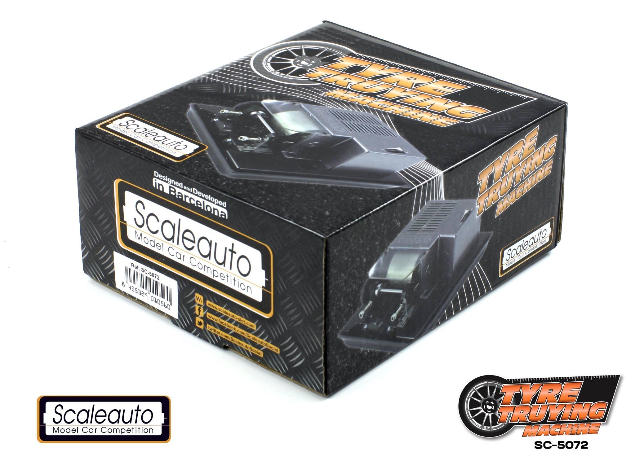Scaleauto le tour à pneus (ref SC-5072)