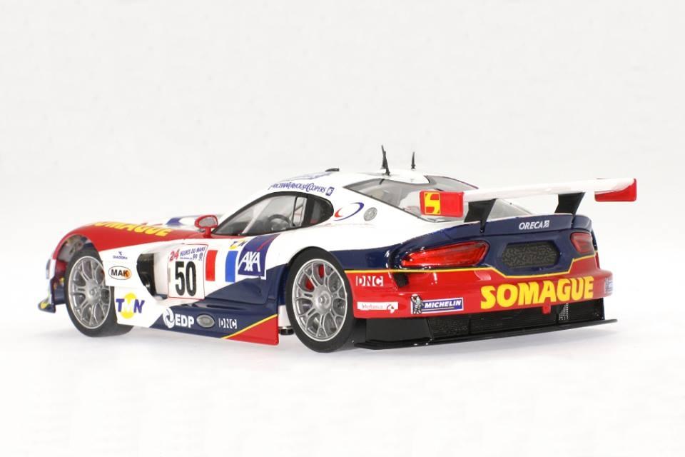 SRT Viper GTS-R #50 Somague (CCS-24933)