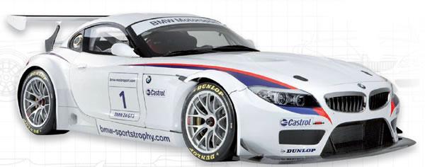 BMW Z4 GT3 - SC6017