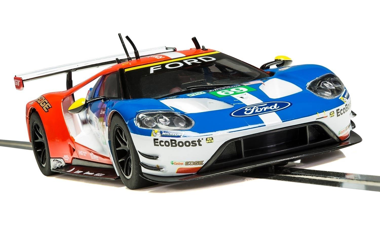 Scalextric dévoile les photos de la Ford GT GTE à l'échelle 1/32