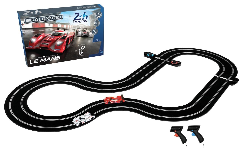 Scalextric: le Coffret Le Mans Sports Cars C1368