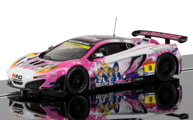 McLaren 12C GT3, Pacific Racing (Anime) C3849