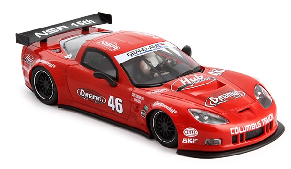 coffret Corvette C6R - 24h Daytona 2012 NSR SET07