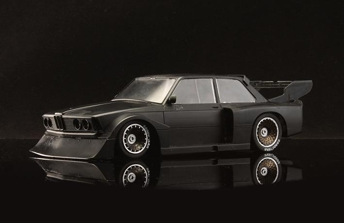 BMW 320 i Sideways