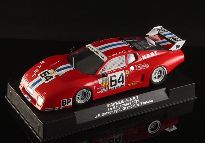 SW35 - Ferrari 512BB NART