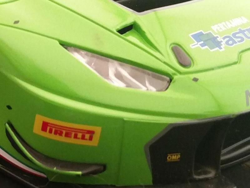 Sideways: Des nouvelles de Lamborghini Huracan GT3 1/32