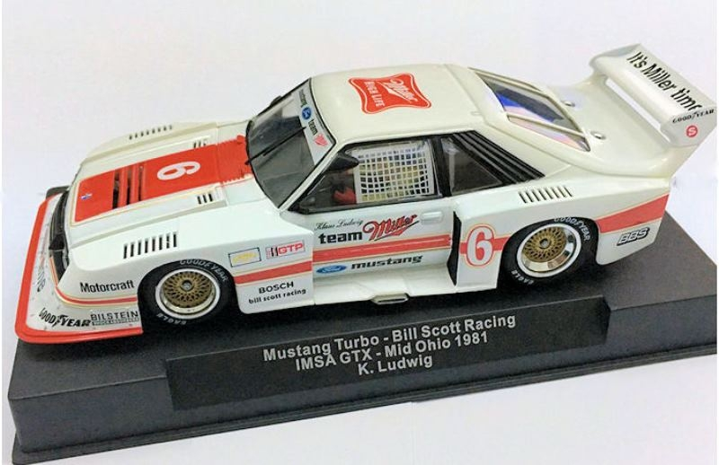 Sideways: Ford Mustang Turbo Imsa GTX - Mid Ohio 1981 – SW46