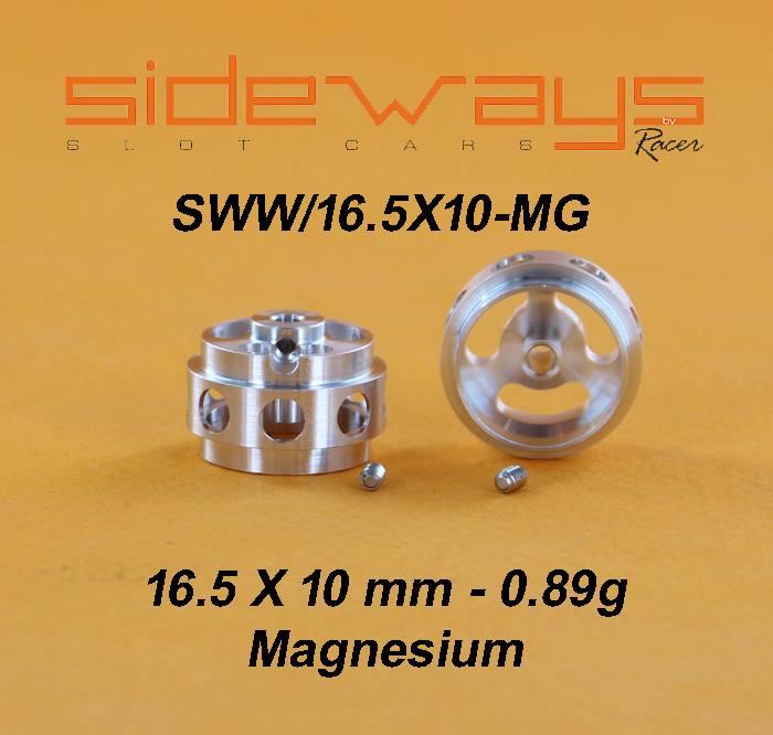 Magnesium 16.5x10