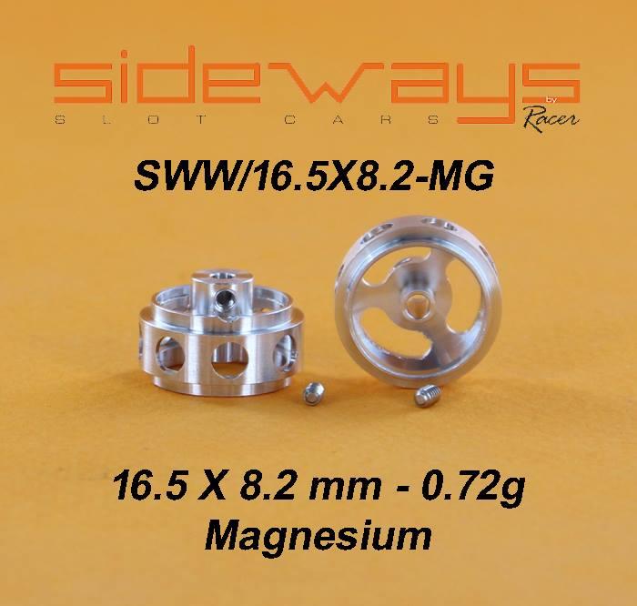 Magnesium 16.5x8.2