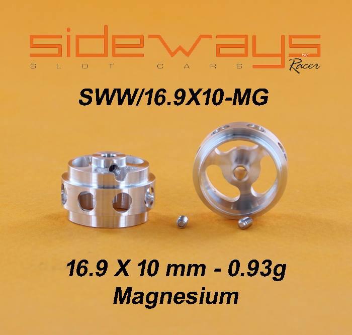 Magnesium 16.9x10
