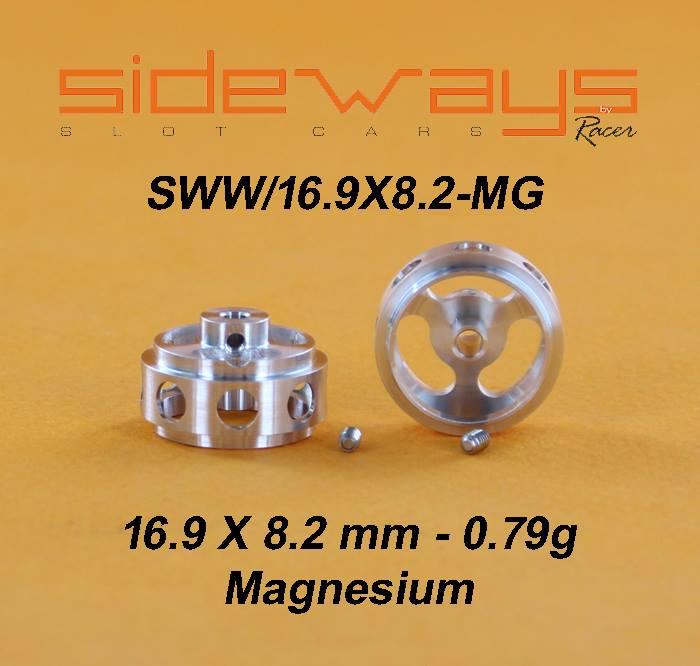 Magnesium 16.9x8.2