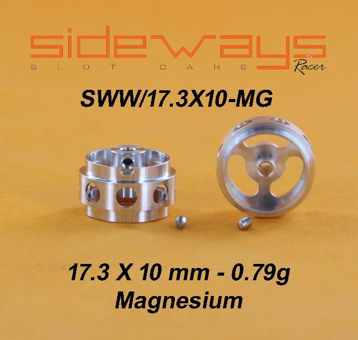 Magnesium 17.3x10