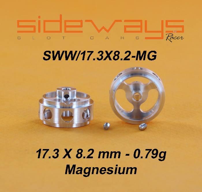 Magnesium 17.3x8.2