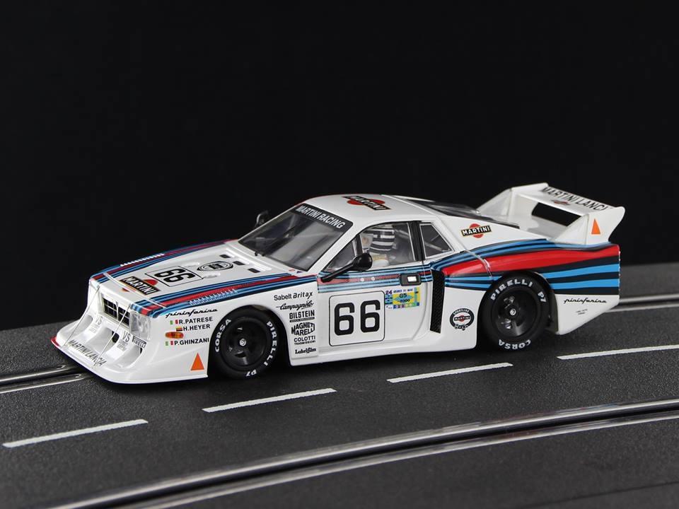 Sideways: la Lancia Beta Gr.5 Martini 24h du Mans 24 h 1981