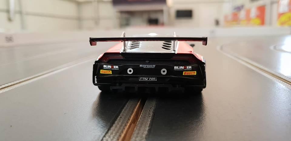 Sideways : la LB H GT3 Barwell Motorsport SWCAR01D