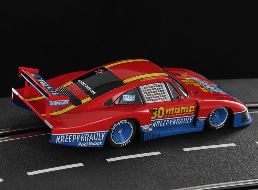 Sideways : La Porsche 935/78 Moby Dick MOMO Racing