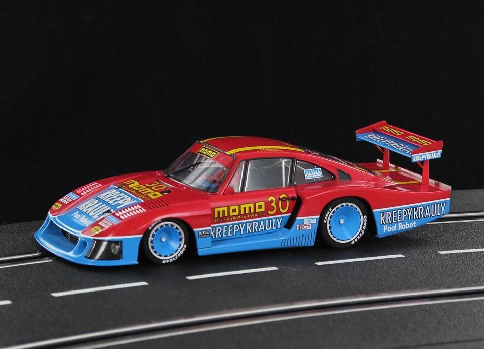 SW57 - Porsche 935/78-81 Momo / Kreepy Krauly 1983 #30 Sarel van der Merwe / Gianpiero Moretti