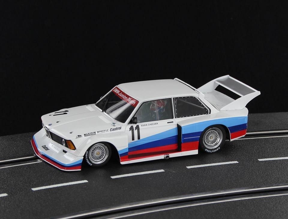 SW58A - B- C - BMW 320i Grp.5 BMW Team Junior #11