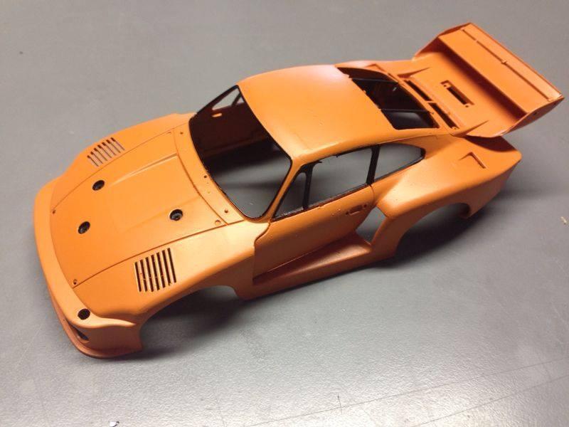 Sideways Porsche 935/77a SW33