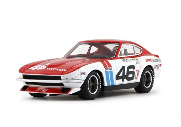 SL18A - #46 - BRE Datsun 240Z - SCCA C Production winner 1970/71 - J. Morton