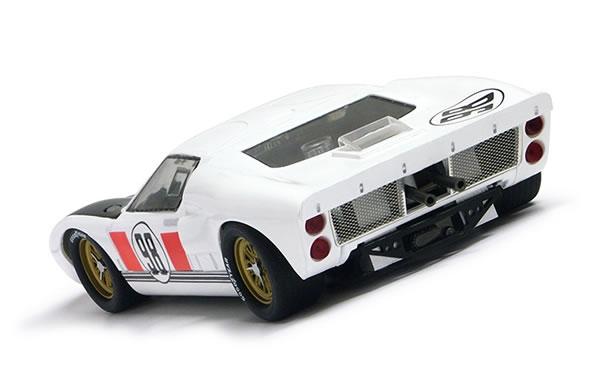 Ford MKII - 98 1st Daytona 1966 ref CA20b