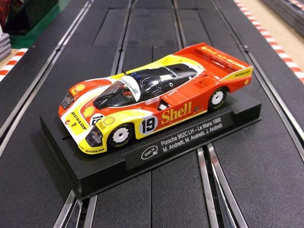 La Porsche 962C - N° 19 Le Mans 1988