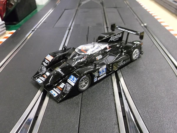 Lola B11/80 - #33 Le Mans 2011