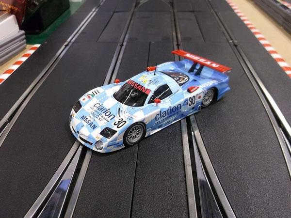 Nissan R390 GT1 - #30 Le Mans 1998