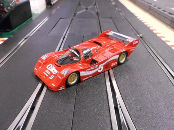 Porsche 962 IMSA N° 5 Daytona de 1986