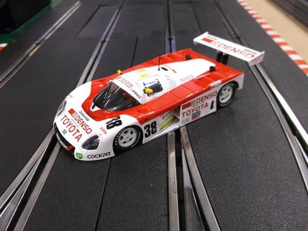 La Toyota 88C N°38 Le Mans 1989