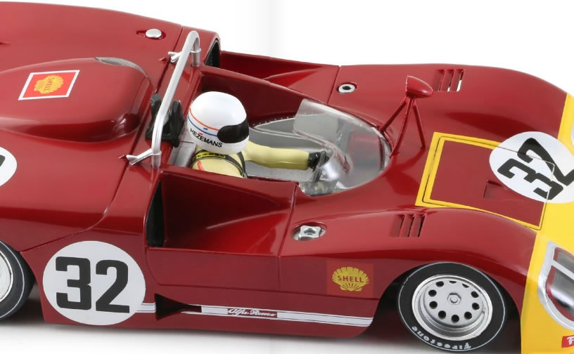 Slot.it Alfa Romeo 33-3 CA11h-1
